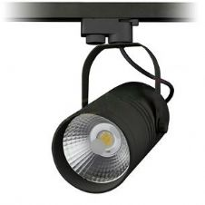 25W LED Interior Floodlight COB Black Body